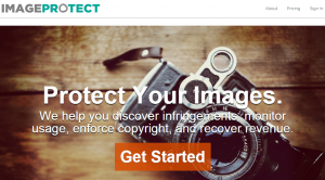 ImageProtect Homepage