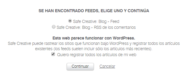 Registro WordPress Completo | Paso 1